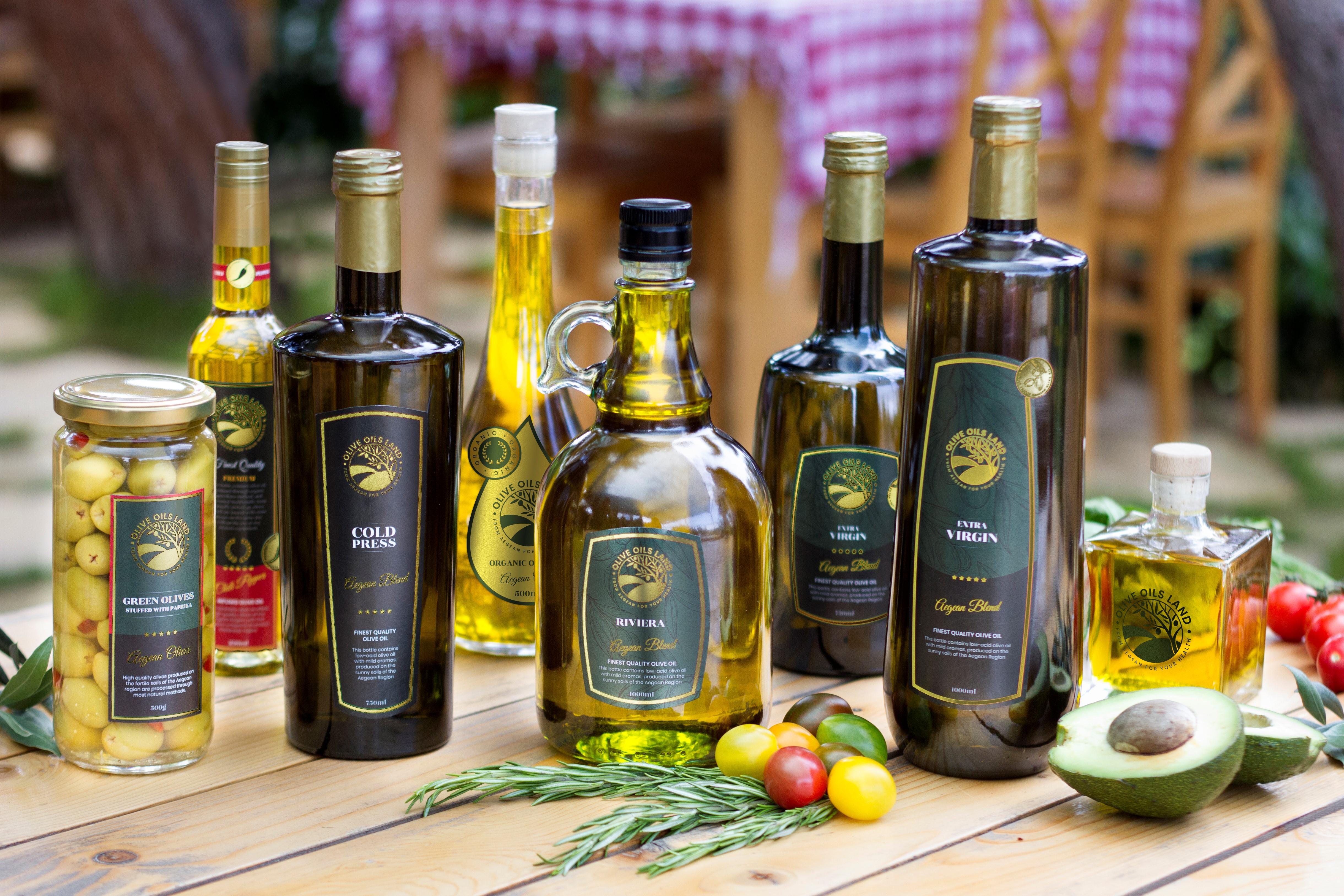 olive oil  food oils brands